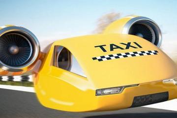 """""""Airbus"""" hava taksi xidmətinin sınaqlarına başlayıb"""