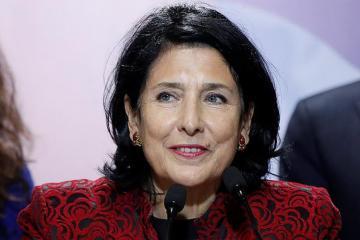 Gürcüstan prezidenti martın 13-də Ermənistana səfər edəcək