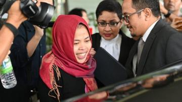 Malaysia frees Indonesian suspect in Kim Jong Nam murder case