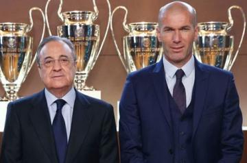 Зидан отказался от возвращения в «Реал»
