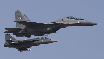 ВВС Индии сбили четвертый пакистанский беспилотник
