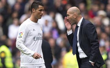 """Zinəddin Zidan: """"Ronaldonu kimin əvəzləyə biləcəyi barədə hələ düşünməmişəm"""""""