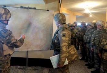В ходе учений азербайджанской армии проведена рекогносцировка местности - [color=red]ФОТО[/color]