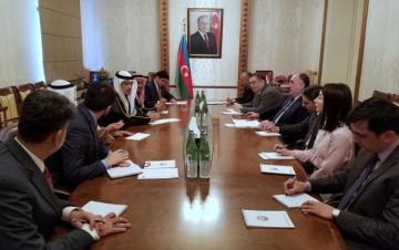Kuwait supports just position of Azerbaijan on settlement of Nagorno-Karabakh conflict