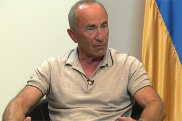 SIS submits new petition on prolonging Kocharyan's arrest