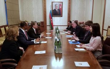 Incoming US ambassador praises Azerbaijan`s contribution to ensuring energy security