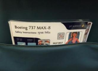 India bans Boeing 737 MAX planes from its airspace