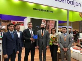 Azərbaycan Rusiyada turizm nominasiyasına layiq görülüb