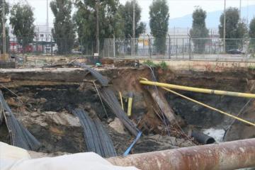 В Измире обрушилось депо метро, под завалами есть люди - [color=red]ВИДЕО[/color]