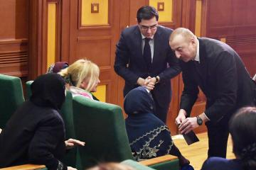 Members of martyr families in Azerbaijan are given new privileges