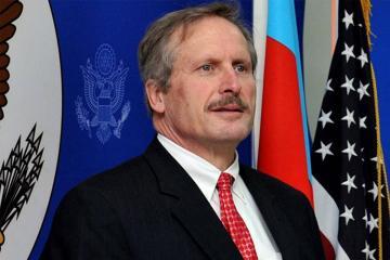 Former US Ambassador to Azerbaijan visits Baku