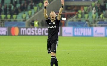 "Ansi Agolli: ""Very hard to leave Garabag FC"""