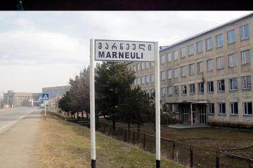 Gürcüstanda azərbaycanlıların yaşadığı kəndlərdə yolların bərpası planlaşdırılır