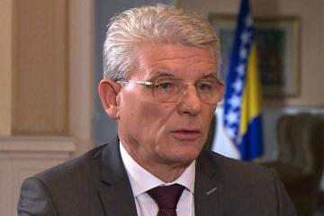 """Member of Presidency of Bosnia and Herzegovina: """"There are great uncertainties ahead of us"""""""