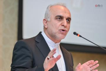 """Iranian minister: """"Creation of joint ventures is most optimal way of expanding relations"""""""