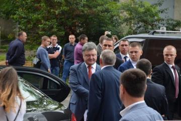 Телохранителя Порошенко нашли мертвым в Киеве