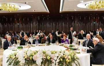 Reception was hosted for participants of 7th Global Baku Forum