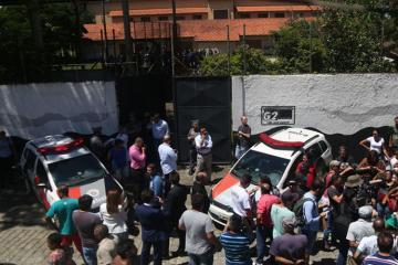Один из стрелков в бразильской школе убил другого и покончил с собой