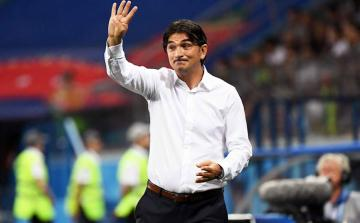 """Zlatko Dalić: """"We have to be patient until we score first at the match with Azerbaijan"""""""