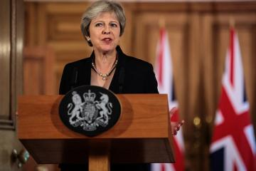 """Theresa May: """"There is mutual respect between Azerbaijan and the United Kingdom"""""""