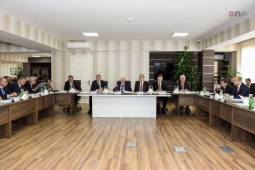 Состоялось совещание об упрощении выдачи разрешения на эксплуатацию многоквартирных зданий