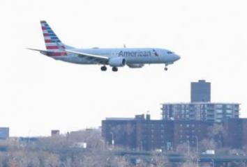 Trump says U.S. to ground Boeing 737 MAX 8s and MAX 9s