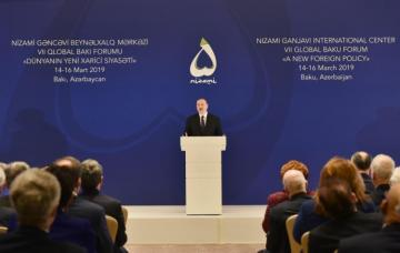 Azerbaijani President: Armenian government's attempts to change the negotiation format is unacceptable