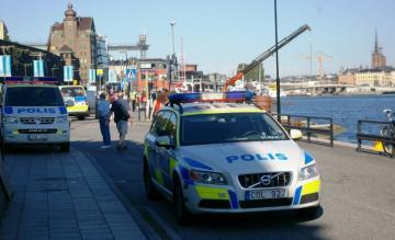 Шведская полиция включила Россию и Китай в число основных угроз
