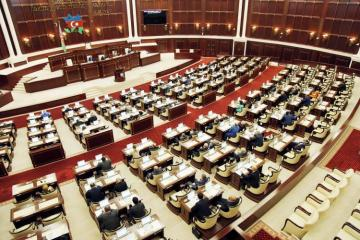 The next plenary meeting of the Milli Majlis to hold on March 29