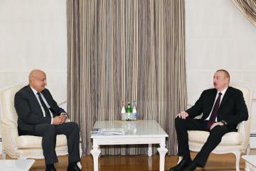 Azərbaycan Prezidenti ISESCO-nun baş direktorunu qəbul edib - [color=red]YENİLƏNİB[/color]
