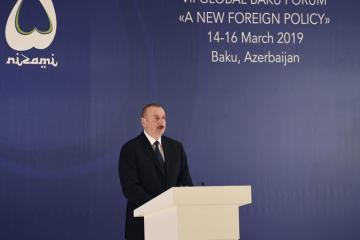 Ильхам Алиев: Азербайджан вкладывает крупные инвестиции в энергетическую безопасность