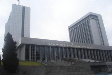 Кабмин Азербайджана отчитается перед Милли Меджлисом