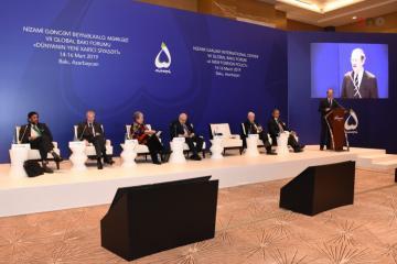 На Бакинском форуме обсудили изменение климата