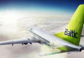 """""""AirBaltic"""" Riqa-Bakı aviareysini bərpa edir"""