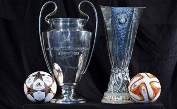 UEFA reveals 1/4 knockout draw calendar and match schedule for Champions League and Europa League