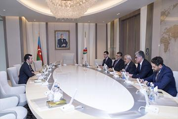 Afghanistan interested in expanding relations with Azerbaijan in oil sector