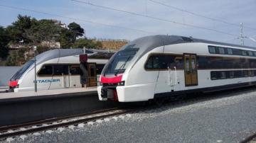 Снижена стоимость проезда в скоростном поезде Баку-Гянджа