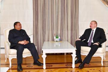 President Ilham Aliyev receives General Secretary of OPEC