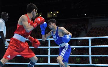 Azərbaycan boksçusu Avropa çempionatının bürünc mükafatını qazanıb