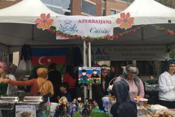 В США проведен Фестиваль Новруза
