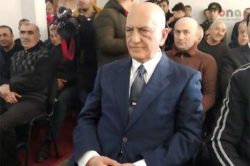 Azerbaijan's former health minister Ali Insanov released