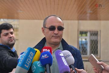 Qiyas İbrahimov və Fikrət Fərəməzoğlu azadlığa çıxıb - [color=red]FOTO[/color]