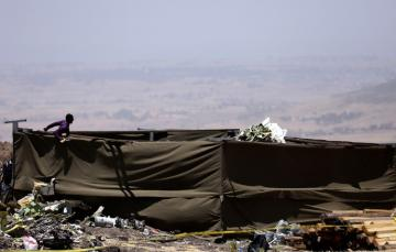 Ethiopia crash probe advances with voice download, fresh details