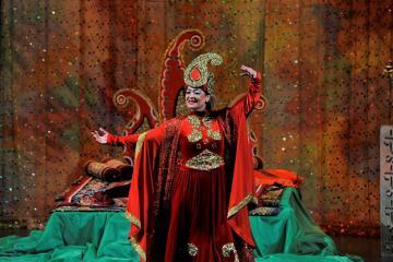 Аздрама покажет маленьким зрителям «Волшебный сундук»