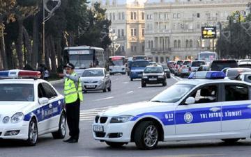 На улицах Баку будет ограничено движение