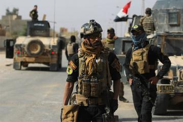 Двое иракских военных погибли в результате столкновений с курдами