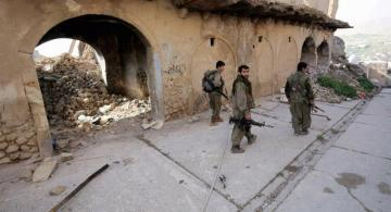 At least 2 killed, 5 hurt in Iraqi Army clashes with PKK
