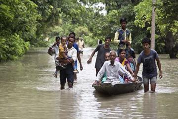В Зимбабве число жертв наводнения достигло 65 человек