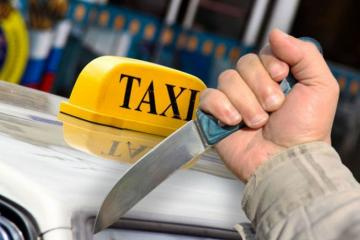 Müşviqabadda taksi sürücüsü sərnişini bıçaqlayıb