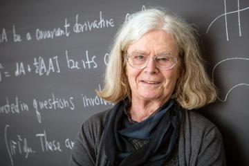 Впервые лауреатом главной математической премии стала женщина